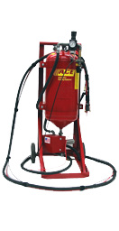 DRY SODA BLASTERS – Soda Blasting Equipment - Portable Sodablasting